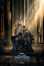 "Black Panther Movie Poster 2018 New Marvel Film Art Print 14x21"" 27x40"" ... - $9.90+"