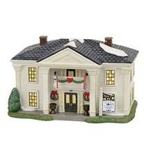 Department 56 Jack Daniel's Miss Mary Bobo's Boarding House Village Lit ... - $79.18