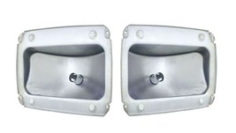 United Pacific F6401-1-2 1964-66 Ford Mustang Tail Light Housing Set/Pair - $39.58