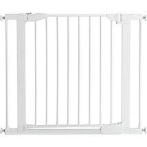 Munchkin Auto Close Pressure Mount Baby Gate for Stairs, Hallways and Do... - $58.61