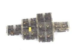 LOT OF 7 ALLEN BRADLEY CONTACT BLOCKS 800T-XD1, 800T-XD2, 800T-XD4, 800T-XA