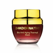 Donna Bella 24K Bio Anti-Aging Thermal Mask for Radiant Fresh & Young Ap... - $68.31