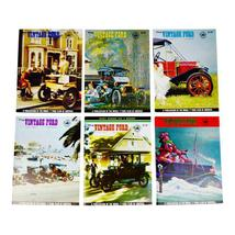 Vintage Ford Magazines 1968 Full Year Antique Automobiles, Model T Ford - $95.00