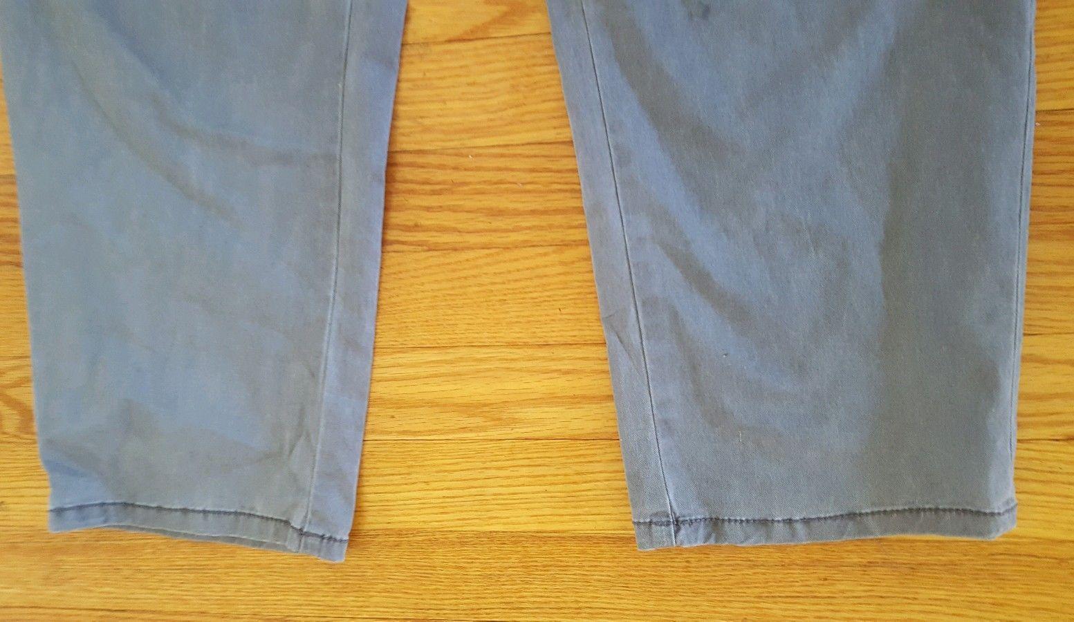 Lane Bryant Women/'s Yellow Chinos Khakis Pants Size 26