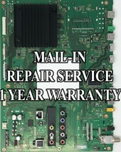 Mail-in Repair Service For Sony XBR-65X900C Main Board - $135.00