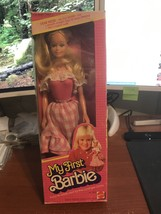 1982 Mattel My First Barbie Doll #1875 NIB - $54.95