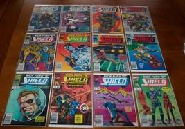 Marvel Comics Nick Fury Agent Of Shield Comic Book Lot Run #1-12 - $24.74