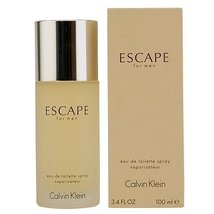 Escape By Ck Eau De Toilette Spray 3.4oz(100ml) For Men Free Shipping!! - $45.00