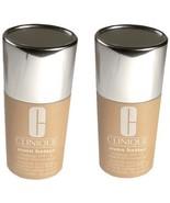 2pc LOT CLINIQUE Foundation 13 Amber Even Better Evens & Correct Makeup - $24.49