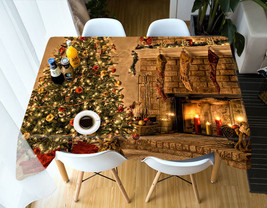 3D Christmas Xmas 123 Tablecloth Table Cover Cloth Birthday Party Event ... - $58.88+