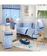 Blue Winnie The Kite Pooh Crib Bedding Accessory - Hamper/Laundry Basket - $88.34