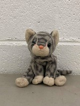 """Beanie Baby Babies Silver the Cat 9"""" TY 1999 - $3.00"""