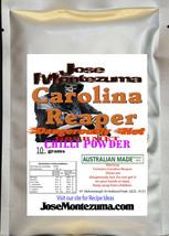 Gourmet  Fresh Ground Carolina Reaper Chili Powder 10gram  chilli - $8.47