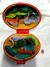 Lion King Polly Pocket Bluebird Case with Timon figure  - $24.99