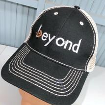Beyond Arrow Logo Mesh Adjustable Baseball Cap Hat - $14.67