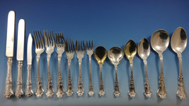 Baronial Old by Gorham Sterling Silver Flatware Set Service 144 Pieces Lion Head - $15,995.00