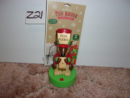 Hallmark Christmas Motion-Activated Squirrel Peek Buster, Guards Presents Under  image 2