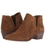 Women Vince Camuto Presita Suede West Block Heel Shooties, Multiple Size... - $119.95