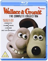 Wallace & Gromit - The Complete Collection - $21.23