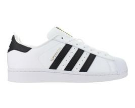 Uomo Adidas Superstar Adidas Originali Bianco Nero C77124 - $69.98