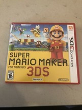 Replacement Case For Super Mario Maker Nintendo 3DS (No Game) - $7.52
