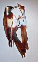 Woodpecker Metal Wall Art Accent - $9.99