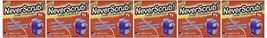 Refill Cartridge for NeverScrub System 1.65oz 6 Pack