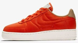 NIKE WOMEN'S AIR FORCE 1 '07 LX SHOES habanero red 898889 600 - $79.98
