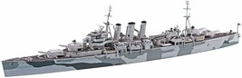 Aoshima 1/700 Water Line No.809 British Heavy Cruiser Hms Norfolk Model Kit New - $45.99
