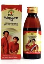 Mahanarayan Tail  Joint Pain Backache Massage Herbal Oil - 100ml - $13.45