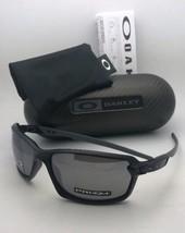 Polarized Oakley Sunglasses Carbon Shift OO9302-08 Black & Carbon Fiber w/ Prizm - $349.95
