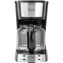 Betty Crocker 12-cup Stainless Steel Coffee Maker WACBC2809CB - $54.18