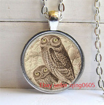 Owl Necklace Combined Shipping ITEM#30 - $3.71