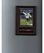 ALVIN GARRETT PLAQUE WASHINGTON REDSKINS FOOTBALL NFL - $2.76