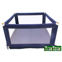 TIKK TOKK POKANO Fabric Playpen - Square - Blue - $165.57