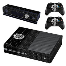 Kingdom Hearts 3 skin decal for xbox one console and 2 controller - $15.00