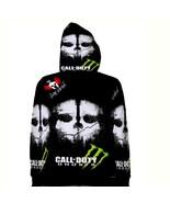 Jorge Lorenzo JL99 Call of Duty Ghost Hoodie Fullprint for women - $40.99+