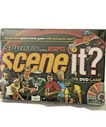 Scene It? The DVD Game Premiere Sports Trivia Game Powered by ESPN 2005 ... - $12.86