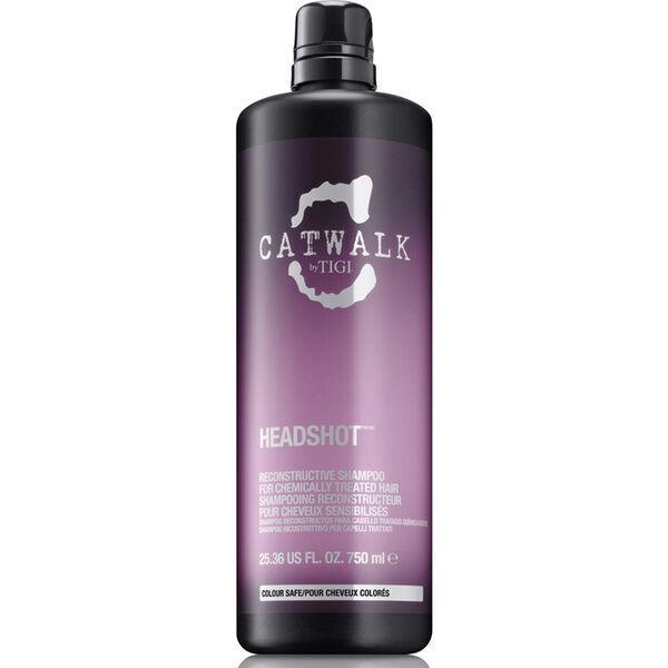 TIGI Catwalk Headshot Reconstructive Shampoo (750ml)
