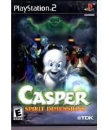 PlayStation 2 - Casper - Spirit Dimension - $9.95
