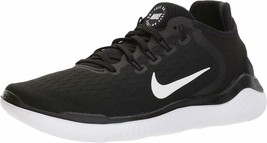 Women's Nike Free RN 2018 Running Shoes, 942837 001 Multiple Sizes Black... - $99.95