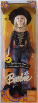 Halloween Star Barbie NIB Holiday Witch Doll 2005 Mattel Free Priority Shipping - $29.99