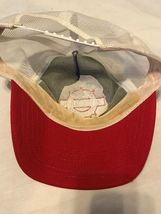VTG 80s Americas Pilot Service Team Trucker Hat Cap Union Made in USA Airplanes image 3