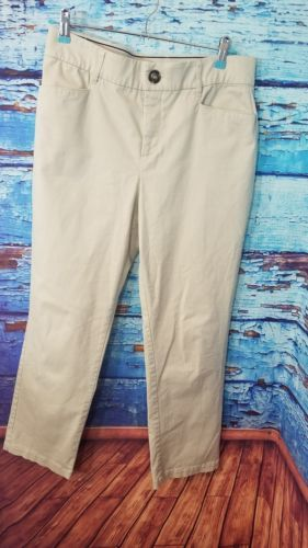 c270aed2283 Christopher Banks Petite chinos size 8 khaki and 50 similar items