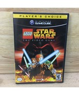 LEGO STAR WARS The Video Game NINTENDO GameCube Complete Lucas Film Work... - $13.99