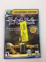 F.A.C.E.S. PC Games Hidden Objects Sealed Customer Return Fast Shipping VG4 - $4.75