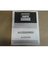 1991 Quicksilver Parti Catalogo Accessori Fuoribordo OEM Barca 91 - $19.74