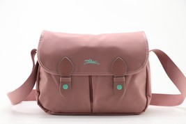 Longchamp Le Pliage CLUB Crossbody Bag Satchel Adjustable Strap Light Pink - $125.00