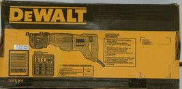 DeWALT DWE304 Reciprocating Saw Corded 10 AMP Flush Cutting New in Box image 2