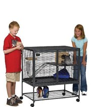 MidWest Deluxe Critter Nation Single Unit Small Animal Cage (Model 161) ... - $220.18
